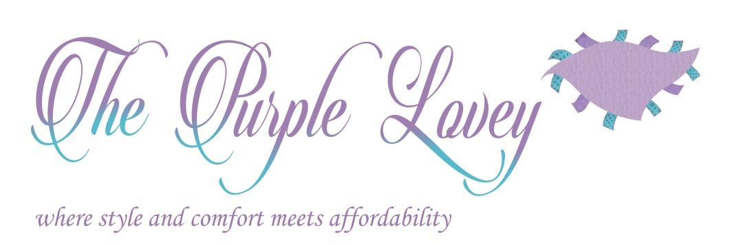 purple lovey logo