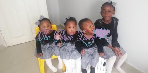 The Purple Lovey Little Stars 27